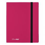 Portfolio  Pro-binder - Eclipse - Rose Vif (Hot Pink) -  360 Cases (20 Pages De 18)