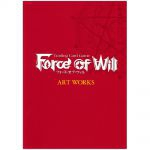 Album Collector Force of Will Art Book
