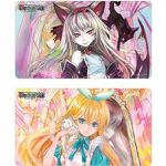 Tapis de Jeu Force of Will Double Side - A4 : Alice de Lumière & Alice d'Ombre