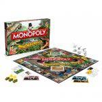 Jeu de Plateau  Monopoly Dinosaure