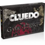 Gestion Stratégie Cluedo - Game of Thrones