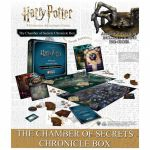 Jeu de Plateau Jeu de Rôle Harry Potter Miniatures Adventure Game: La Chambre des Secrets