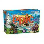 Coopératif Stratégie Tiny Epic Quest