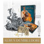 Jeu de Plateau Pop-Culture Harry Potter, Miniatures Adventure Game: Albus Dumbledore
