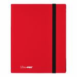 Portfolio  Pro-binder - Eclipse - Rouge Pomme (Apple Red) -  360 Cases (20 Pages De 18)