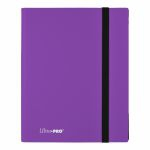 Portfolio  Pro-binder - Eclipse - Violet Royal (Royal Purple) -  360 Cases (20 Pages De 18)