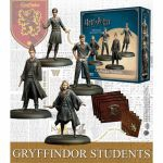 Jeu de Plateau Pop-Culture Harry Potter, Miniatures Adventure Game: Gryffindor Students