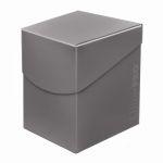 Deck Box  Deck Box Ultrapro Eclipse 100+ (grande Taille) - Gris