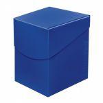 Deck Box  Deck Box Ultrapro Eclipse 100+ (grande Taille) - Bleu Roi