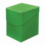 Deck Box  Deck Box Ultrapro Eclipse 100+ (grande Taille) - Vert