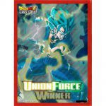 Protèges Cartes Standard Dragon Ball Super Union Force Winner (Sleeves par 60ct)