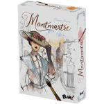 Jeu de Cartes Réflexion Montmartre