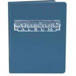 Portfolio  Portfolio Uni Bleu Foncé - 10 Pages De 9 Cases 180 Cartes