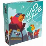 Jeu de Cartes Gestion Wild Space