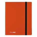 Portfolios  Pro-binder - Eclipse - Orange Citrouille (Pumpkin Orange) -  360 Cases (20 Pages De 18)