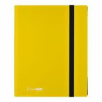 Portfolio  Pro-binder - Eclipse - Jaune -  360 Cases (20 Pages De 18)