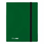 Portfolio  Pro-binder - Eclipse - Vert forêt (Forest Green) -  360 Cases (20 Pages De 18)