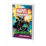 Jeu de Cartes Aventure Marvel Champions : Le Jeu De Cartes - Le Bouffon Vert