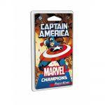 Jeu de Cartes Aventure Marvel Champions : Le Jeu De Cartes - Captain America