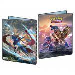 Portfolios Pokémon EB01 - Épée et Bouclier - Zamazenta & Zacian  (14 Feuilles De 9 Cases 252 Cartes)