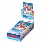 Boite de Boosters Anglais CardFight Vanguard Boîte 12 Extra Boosters V-EB11 : Crystal Melody
