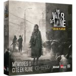 Jeu de Plateau Pop-Culture This War of Mine : le Jeu de Plateau - Mémoires de la Cité en Ruine