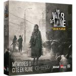 Jeu de Plateau Aventure This War of Mine : le Jeu de Plateau - Mémoires de la Cité en Ruine