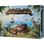 Jeu de Plateau Enfant Une Histoire de Pirates