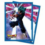 Protèges Cartes Standard Dragon Ball Super Vegeto Blue (Sleeves par 65ct)