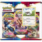 Boosters en Français Pokémon Tripack 3 Boosters - EB01 - Epée et Bouclier 1 - Moumouton