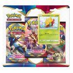 Boosters en Français Pokémon Tripack 3 Boosters - EB01 - Épée et Bouclier 1 - Tournicoton