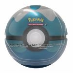 Pokébox Pokémon Poké Ball Tin : Scuba Ball (3 boosters + 1 jeton)