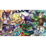 Tapis de Jeu Force of Will 60x35cm - Reiga, Kaguya et Fiethsing