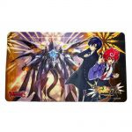Tapis de Jeu CardFight Vanguard Divine Dragon Apocrypha - Dragon Deity of Destruction, Gyze, Kazuma Shouji Vs Shindo Chrono