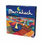 Jeu de Plateau Stratégie Marrakech