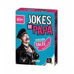 Jeu de Cartes Ambiance Jokes de Papa - Version Salée
