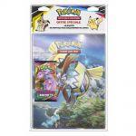 Portfolios Pokémon Tokorico - (10 Feuilles De 9 Cases 180 Cartes) + 1 Booster SL11 Harmonie des Esprits