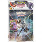 Portfolios Pokémon Necrozma - (10 Feuilles De 9 Cases 180 Cartes) + 1 Booster SL11 Harmonie des Esprits