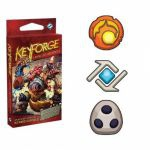 Saison 1 - Faction KeyForge Brobnar Logos Ombres ( Shadow)