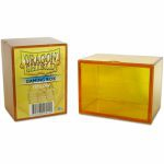 Deck Box  Dragon Shield Gaming Box - Rigide Jaune - 100 Cartes