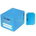 Deck Box  Pro-dual Small Deck Box - Bleu (120 cartes)