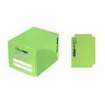 Deck Box  Pro-dual Small Deck Box - Vert Clair (Light Green) - 120 cartes