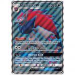 Cartes Spéciales Pokémon Carte Géante Jumbo Zoroark GX (SM84)  Full ART 210 PV