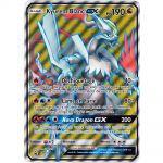 Cartes Spéciales Pokémon Carte Géante Jumbo Kyurem Blanc GX (SM141) Full ART 190 PV