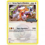 Cartes Spéciales Pokémon Carte Géante Jumbo Boréas, Fulguris et Démétéros 500 PV