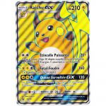 Cartes Spéciales Pokémon Carte Géante Jumbo Raichu GX (SM90)  Full ART 210 PV