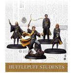 Jeu de Plateau Pop-Culture Harry Potter, Miniatures Adventure Game: Hufflepuff Students
