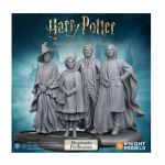 Jeu de Plateau Pop-Culture Harry Potter, Miniatures Adventure Game: Hogwarts Professors