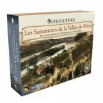 Jeu de Plateau Stratégie Viticulture- Les Saisonniers de la Vallée du Rhin
