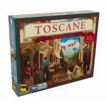 Jeu de Plateau Stratégie Viticulture - Toscane